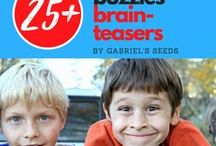 Word Puzzles 1st Grade / Great word parts brain teaser puzzle with images for 1st grade