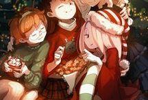 fetes (Christmas, birthday...)