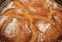 Brot & Brötchen / Brot, Brötchen, Hefeteig,Selbermachen, selbstgemacht, Mehl, Brotbacken