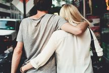 ship ; noora and william. / people need people. i love you and you love me.