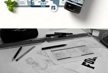 Beer Design / Branding, corporate identity, labels, product and graphic design of beer bottles.
