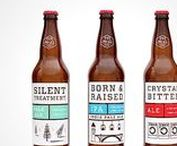 Best Beer Bottles / Here is a very good selection of the best designed beer bottles in the world.