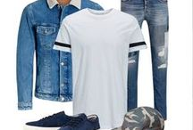 Men's Style | JACK & JONES / Need outfit ideas and inspiration? Check out these looks carefully selected by our buying team and stylists!