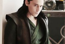 Tom Hiddleston/ Loki