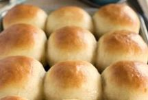 Yeast Bread Recipes / The best bread recipes, roll recipes, and other yeast bread recipes!