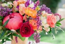 Floral Inspiration: Centerpieces / by Micaela Hotham