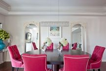 Interiors - Dining Room / by Kim