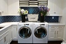 Interiors - Laundry Room / by Kim