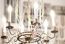 Gorgeous Lighting / by Gracefully Vintage