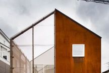 Humble Abode / Residential designs that make a house a home - or a museum.