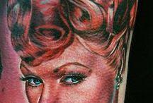 Cecil Porter / Cecil Porter Tattoos, 24629 Washington Avenue, Murrieta, CA 92562 / www.cecilportertattoos.com / by Ann Kaufmann