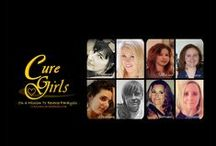 Cure Girls❤️ / I am a CURE GIRL and proud. Our mission is to tell the world what it's really like living with a spinal cord injury. You can follow our blog http://curegirls.wordpress.com We want a CURE for CHRONIC SPINAL CORD INJURY. Girl Power =] / by Lolly💖 Pop💖