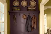 Home Decor: Entryway/Hallways/Mudroom