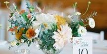 Centerpieces / Inspirations for floral centerpieces for your wedding or special event.
