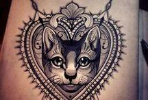 Tiny Miss Becca / Jayne Doe Tattoo in Hornchurch, UK  - http://www.jaynedoetattoo.com / by Ann Kaufmann