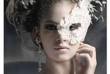 Feminine Masks / . / by IZaBeLLa