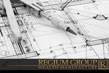 portfolio - reklamy prasowe / Reklamy Prasowe Regium Group