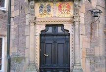 Old World Doors / The Anatomy of Doors / by Linda Ferreira