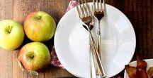 Seasonal Fruit and Veggie Recipes / Seasonal fruit and vegetable recipes - strawberries, blueberries, peaches, pumpkin, apples, pears, citrus, and more!