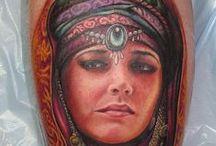 Chris Nieves / Tattoo Artist and Portrait Artist in Melbourne, Australia / by Ann Kaufmann