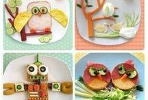Fun with Food / by Micaela Hotham