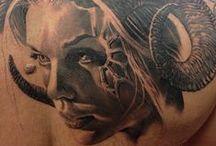 John Maxx / Radical Ink Tattoo - Voda Stirbei NR 78, 010106 Bucharest, Romania / www.radicalink.ro / www.facebook.com/johnmaxxtattoo / www.johnmaxxtattoo.com / by Ann Kaufmann