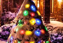 Christmas Time / The home decor