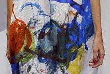 Artistic Fashion Painting / Painted Clothing Accessories And Furniture..... / by IZaBeLLa