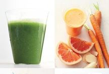 Smoothies, juice, detox drinks & cold drinks