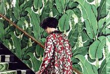 Inspired: Printed / From silk scarves to carpets, printed materials are all around us.