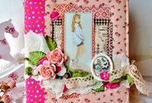 My photoalbums / Photo album Baby, Baby Memory Book, Photo album Sweet Girl, Personalized photoalbum, Photo album, Baby Scrapbooking, Baby Girl Memory Book