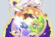 les éléments / faire resortir les élément des pokemon tout en les respectant
