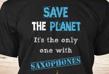 Saxophone T Shirts / Saxophone TShirts , Saxophone T Shirts