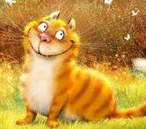 Кошачье царство Ирины Зенюк