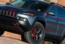 Jeep Cherokee TH