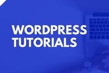 WordPress Tutorials / Want to learn WordPress or understand how to get more out of your WordPress website? You're in the right place. Wordpress, wordpress plugins, wordpress secruity, wordpress speed, wordpress tips, wordpress guides, wordpress lessons, wordpress for beginners, wordpress for bloggers, wordpress for beginners tutorials, wordpress hacks, wordpress tips and tricks, wordpress tips cheat sheet