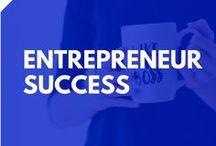 Entrepreneur Success / Entrepreneur success stories, case stories, inspiration and advice for beginner bloggers and online entreprenuers