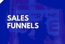 Sales Funnels / Tutorials, tips and tools for creating successful sales & marketing funnels. Includes best practices, copy writing tips, conversion rates optimisation principles and more