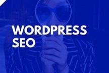 WordPress SEO Tips / WordPress SEO tips and tricks for beginners. Includes WordPress SEO plugins, on-page optimisation, WordPress SEO checklists and tips on setting up WordPress SEO Yoast plugin.