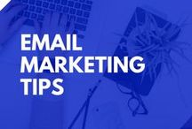 Email Marketing Tips & Tricks / Email marketing tips & tricks for beginners to intermediate bloggers and entrepreneurs. Includes email marketing best practices, email marketing tools, design, examples and inspiration.