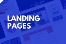 Landing Pages / Tutorials, tips and tricks for creating high-converting landing pages and squeeze pages. Includes Landing page apps, conversion rate optimisation tips, psychology principles and copy writing tips