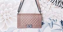Chanel Boy Bag / Eine Pinnwand über die wohl schönste Designer-Tasche! CHANEL BOY
