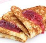 Crêpes et pancakes* / Les recettes de crêpes de Supertoinette