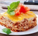 Lasagnes*