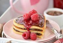 romantyczne jedzenie I romantic food
