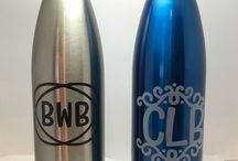 Custom Printed Bottles