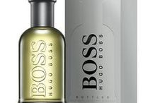 Mens perfumes and accessories