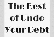 """The Best of Undo Your Debt / A compilation of all of the blog posts from """"Undo Your Debt"""". Saving money, making money, and getting out of debt. www.undoyourdebt.com"""