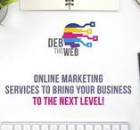 Social Media Marketing / DTW Designs will be at your side every step of the way to make your online branding efforts fast, easy, affordable & profitable!