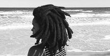 One day soon / I hope to get my locs soon. I can only hope they will be thick and fabulous
